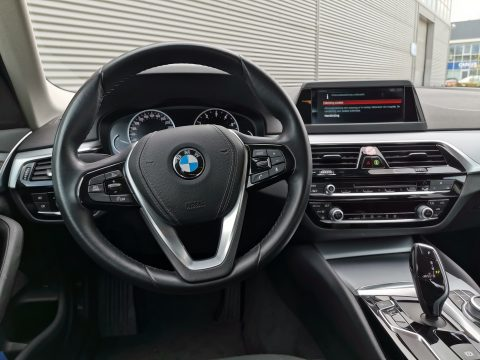 BMW 5 Serie Shortlease