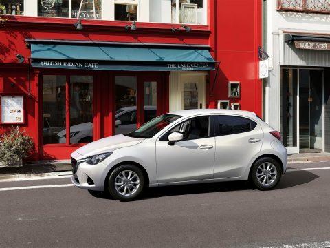 Mazda 2 Shortlease