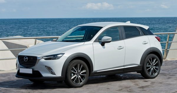 Mazda CX-3 2.0 Skyactive- G TS Shortlease