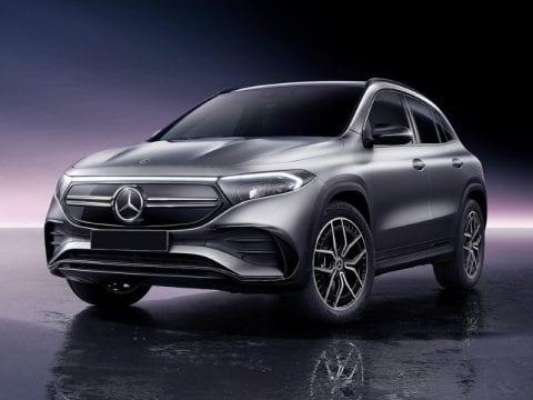 Mercedes Benz EQA