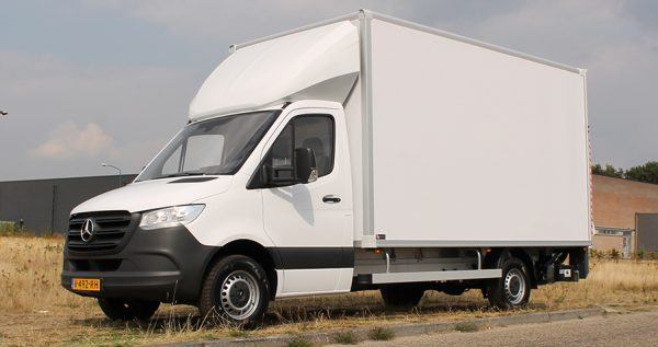 Mercedes Benz Sprinter Bakwagen Shortlease