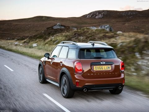 Mini Countryman Automaat Shortlease