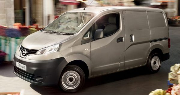 Nissan NV200 Shortlease