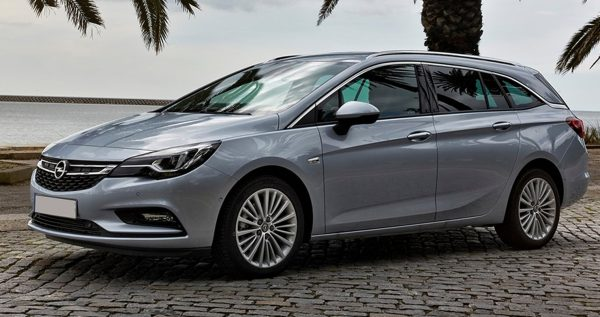 Opel Astra Sports Tourer Shortlease