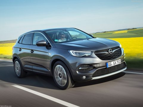 Opel Grandland X 1.2 Turbo Business Executive