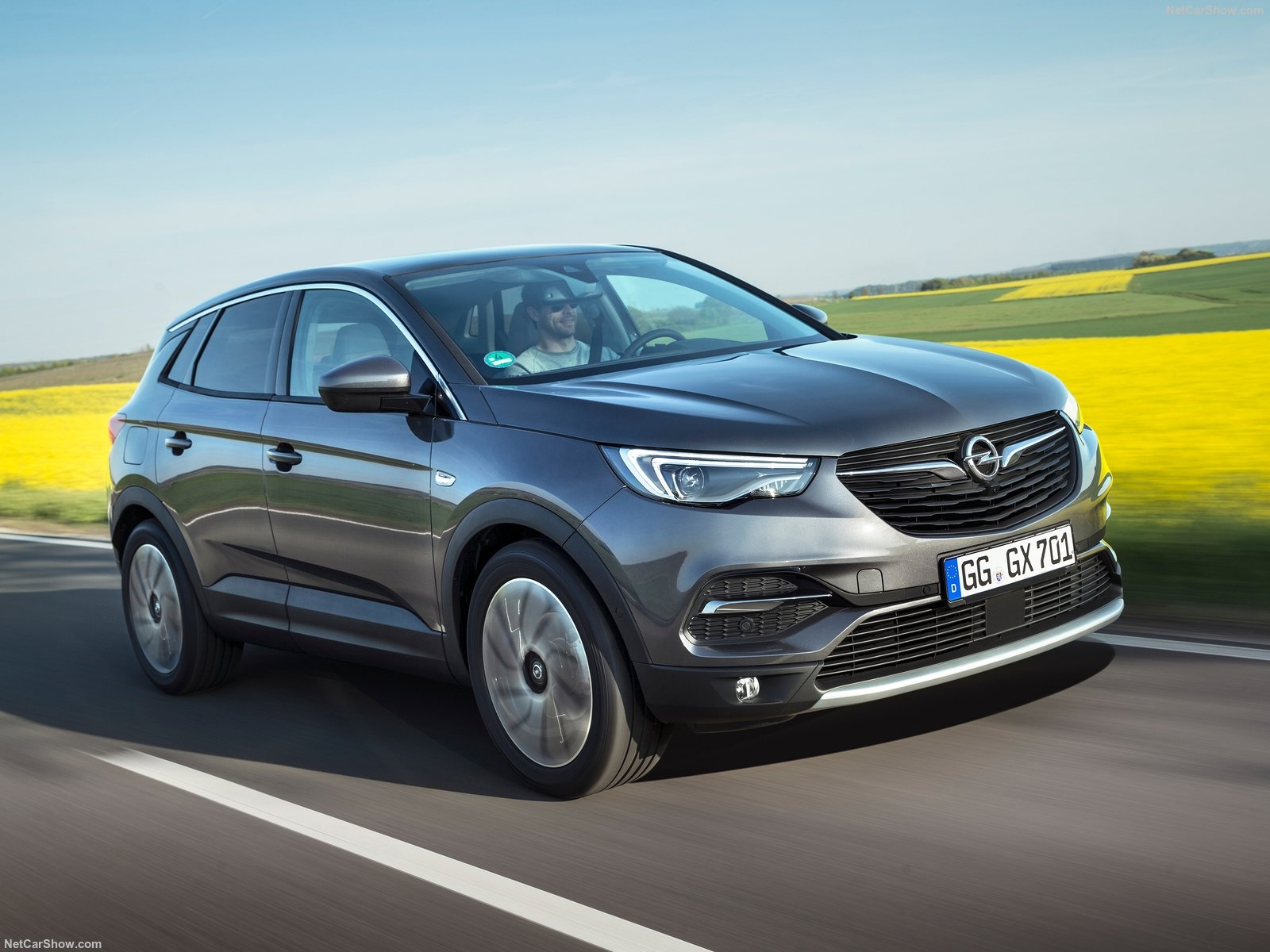 Opel Granland