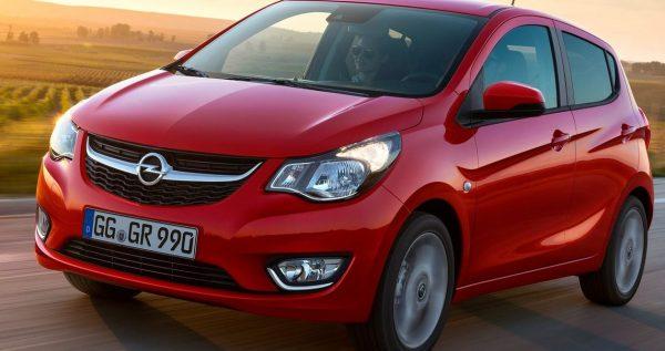 Opel Karl Shortlease