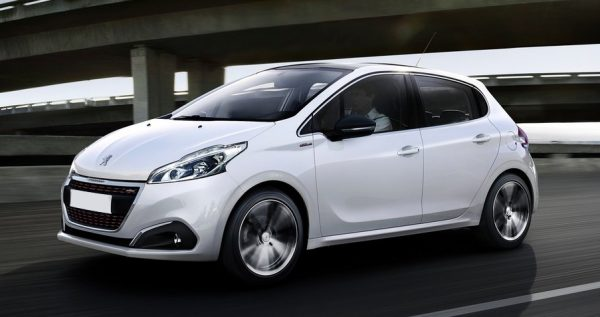 Peugeot 208 Active Shortlease