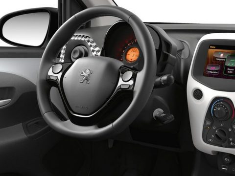 Peugeot 108 Active Shortlease