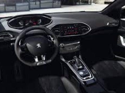 Peugeot 308 Shortlease