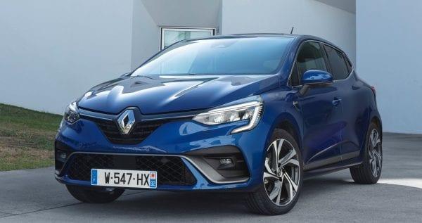 Renault Clio Shortlease