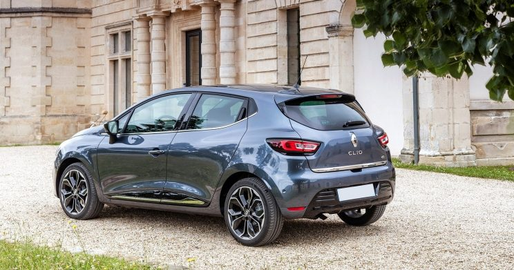 Renault Clio Expression Shortlease