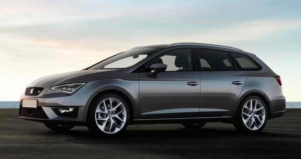 Seat Leon Estate Shortlease