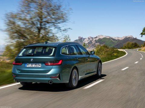 BMW 330i Touring Shortlease