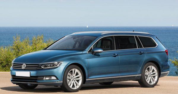 Volkswagen Passat Variant Shortlease