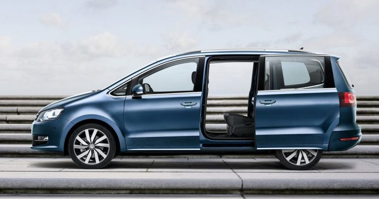 Volkswagen Sharan Comfortline Shortlease