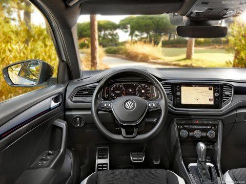 Volkswagen T-Roc 1.0 TSI