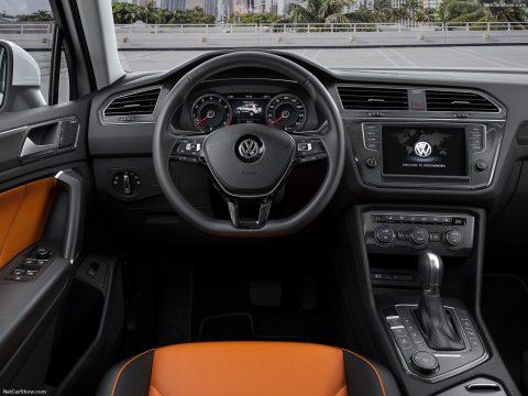 Volkswagen Tiguan 1.4 TSI DSG
