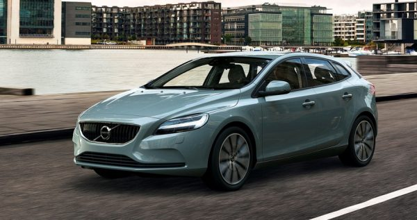 Volvo V40  Shortlease
