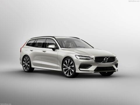Volvo V60 Shortlease