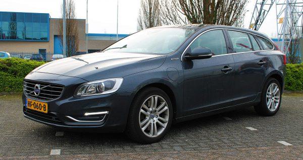 Volvo V60 D6 7% Bijtelling