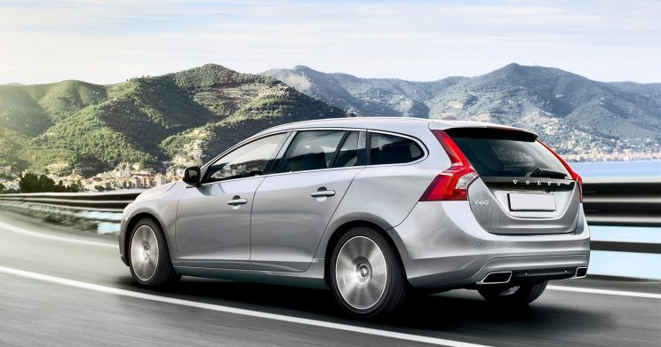 Volvo V60 Shortlease