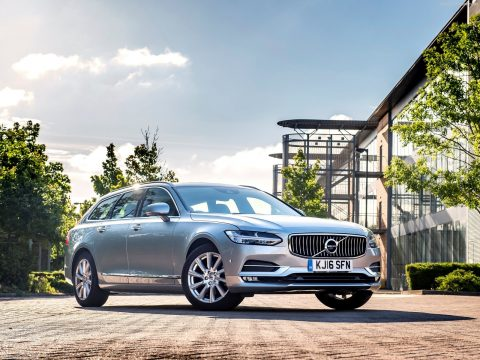 Volvo V90 Shortlease