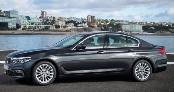 BMW 5 Serie Shortlease