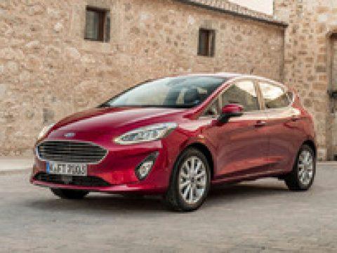 Ford Fiesta Diesel