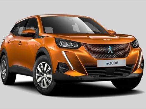 Peugeot e-2008 SUV Elektrisch