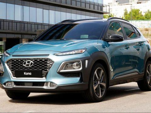 Hyundai Kona Hybrid Automaat