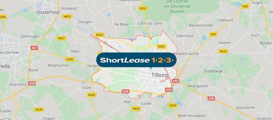Shortlease Tilburg