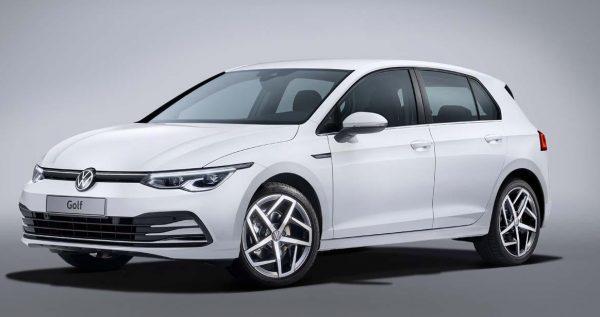 Volkswagen Golf 8 Handgeschakeld